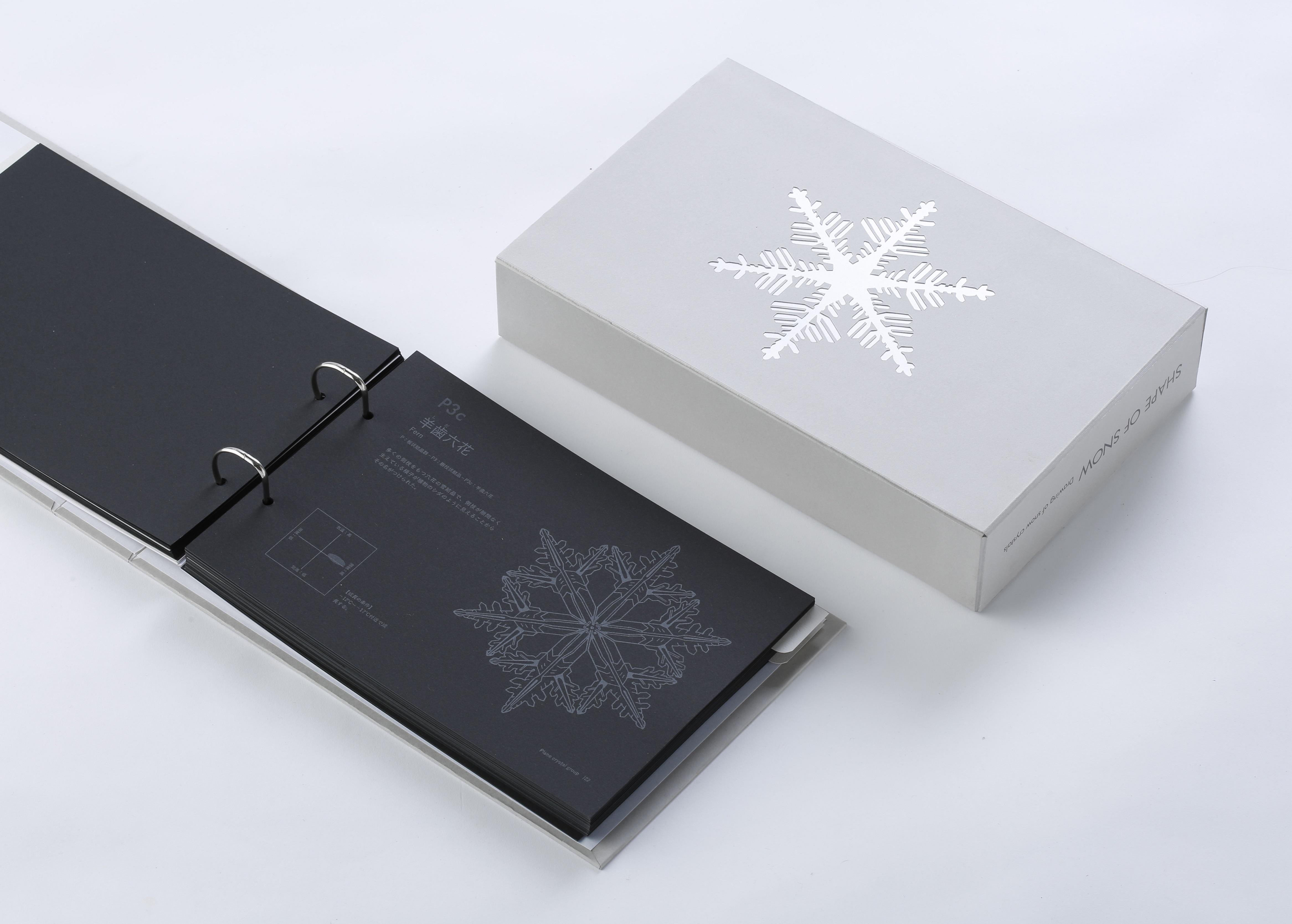 第10回 金賞「SHAPE OF SNOW」 作者:鎌倉 恭子(かまくら きょうこ・神奈川県)